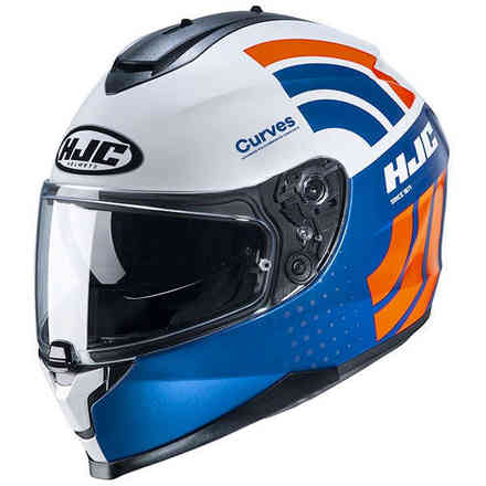 Casco HJC C70 Curves Mc27 HJC