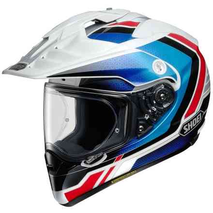 Casco Hornet-Adv Sovereign Tc10 Shoei