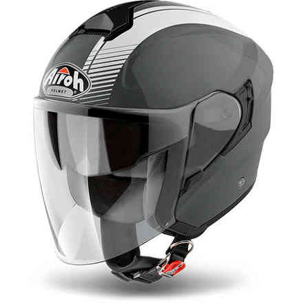 Casco Hunter Simple antracite Airoh
