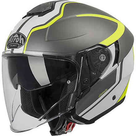 Casco Hunter Soul Antracite Opaco Airoh