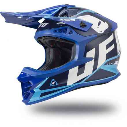 Casco Intrepid Blu Ufo
