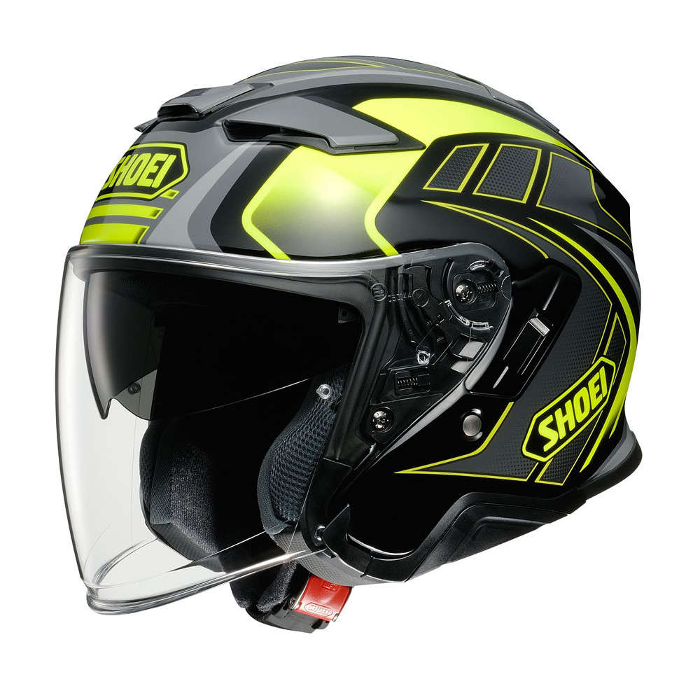 Casco J-Cruise 2 Aglero Giallo Shoei