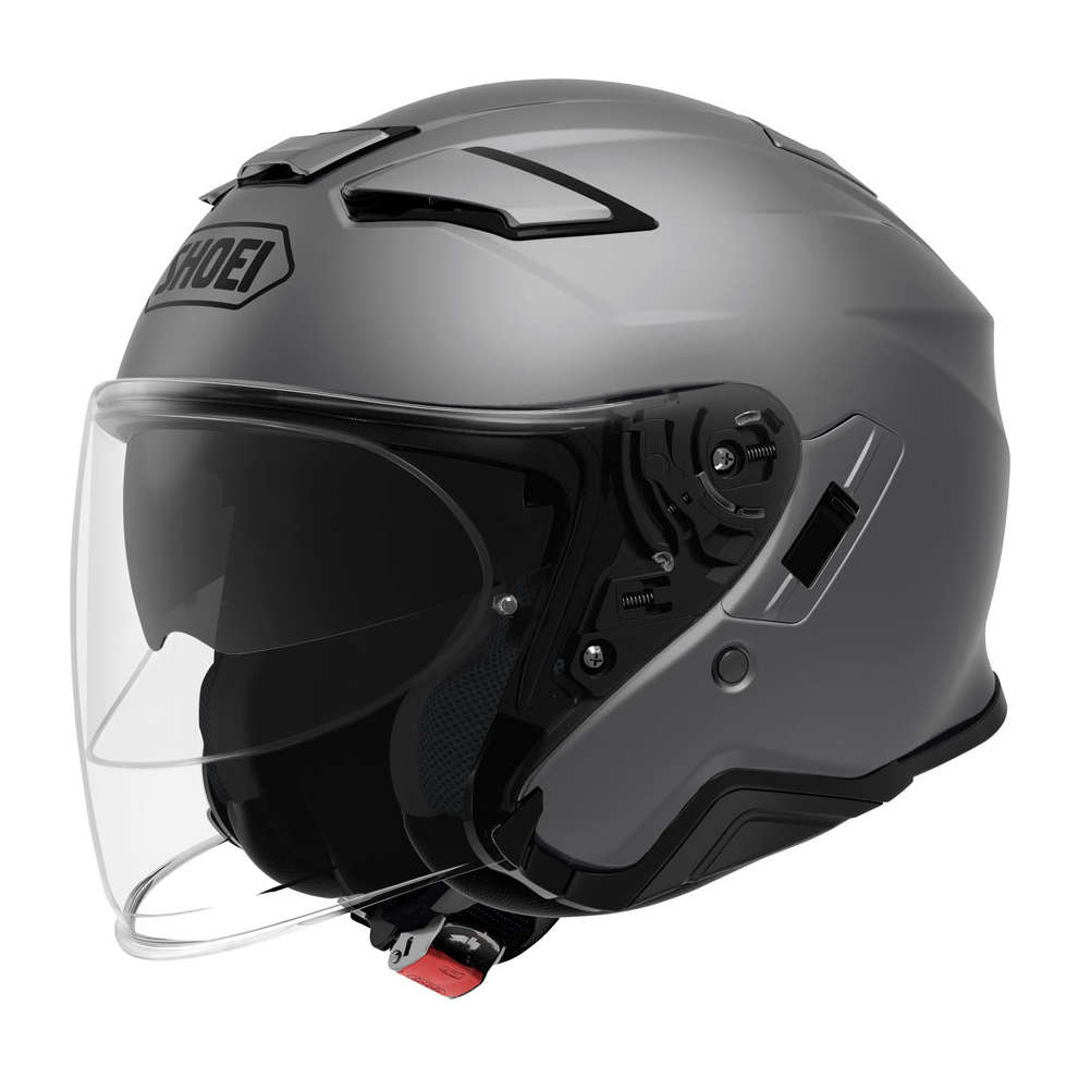 Casco J-Cruise 2 Grigio Scuro Opaco Shoei
