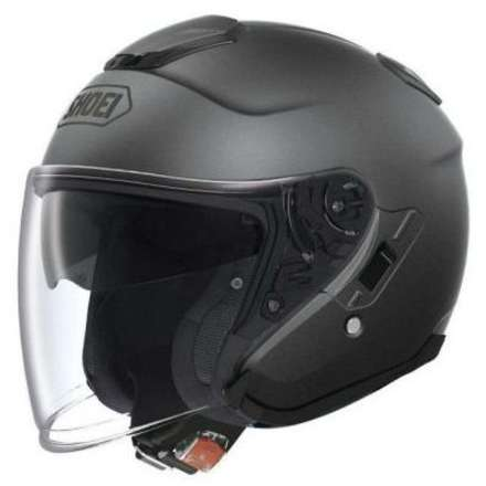 Casco J-Cruise Matt Deep Grey Shoei