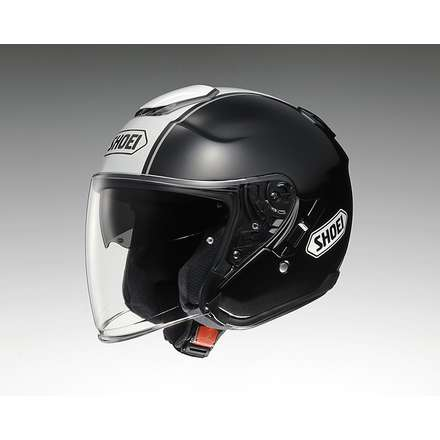 Casco J-Cruise nero Shoei