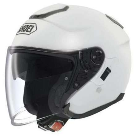 Casco J-Cruise White Shoei