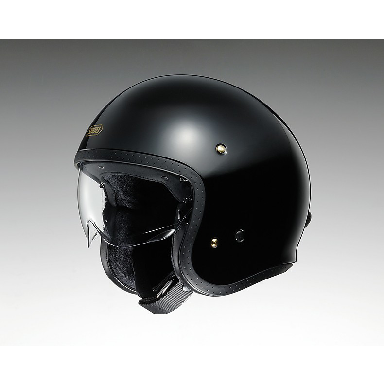 Casco J-O Black Shoei