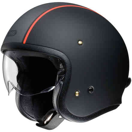 Casco J-O Carburattor Tc-8  Shoei