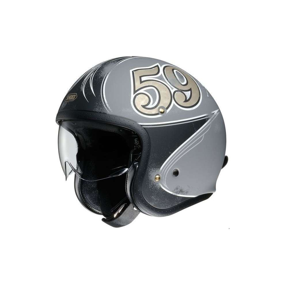 Casco J-O Gratte-Ciel Tc-10 Shoei