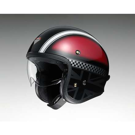 Casco J-O Hawker TC-1 Shoei