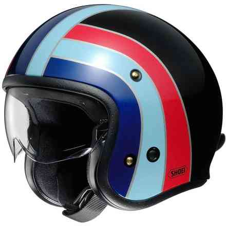 Casco J-O Nostalgia Tc-10  Shoei