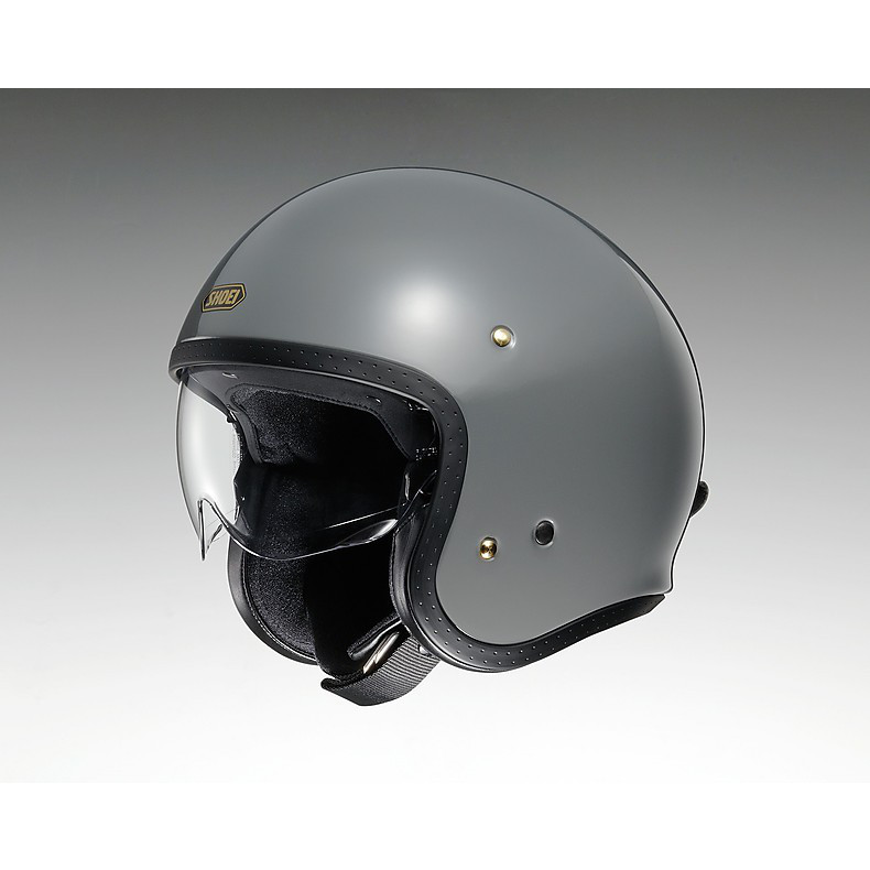 Casco J-O RatGray Shoei
