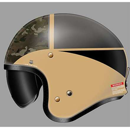 Casco J-O Seafire TC-10 Shoei