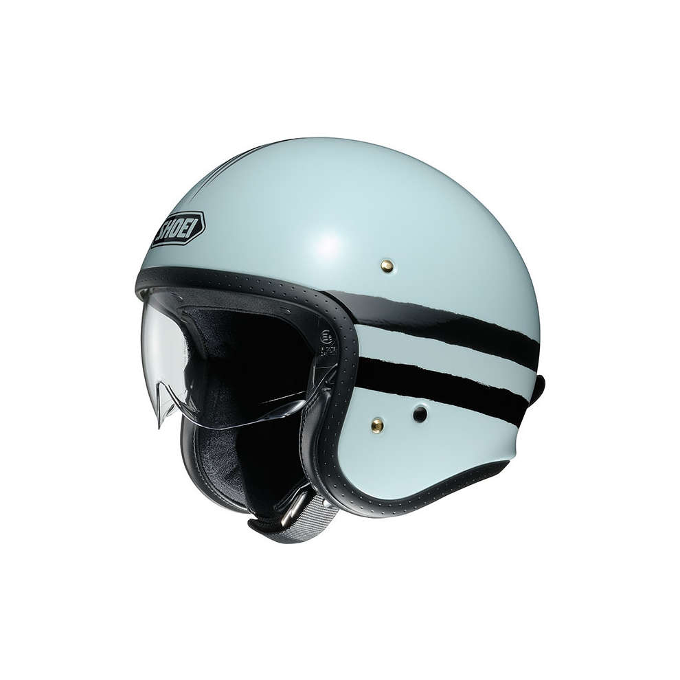 Casco J-O Sequel Tc-10 Shoei