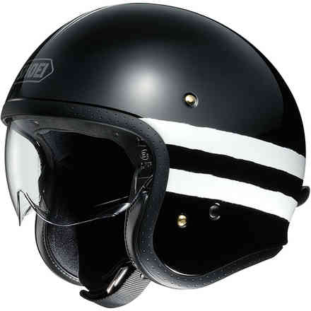 Casco J-O Sequel Tc-5 Shoei