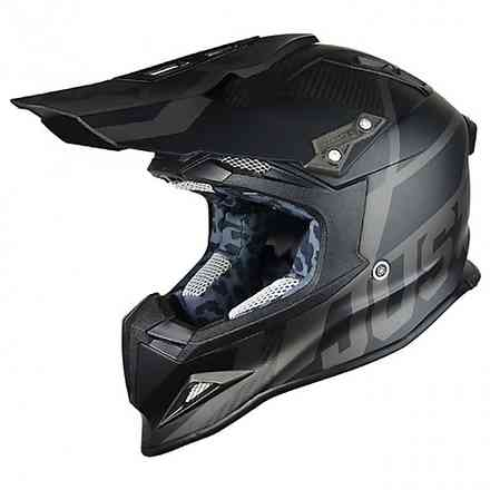 Casco J12 Aster Nero Just1