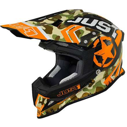 Casco J12 Combat Just1