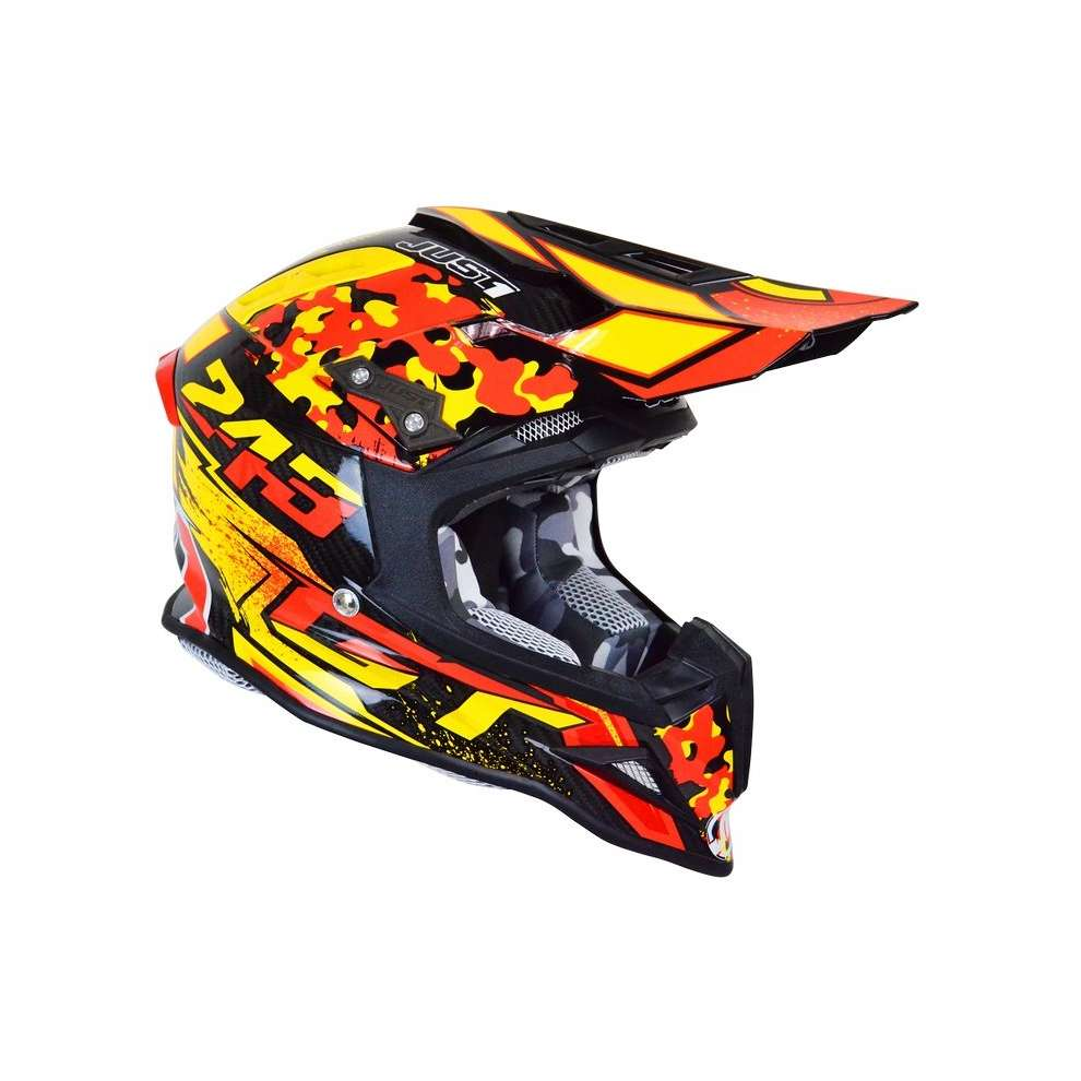 Casco J12 Replica Gajser Just1