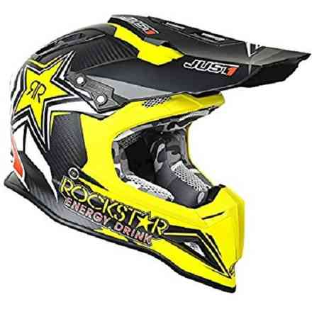 Casco J12 Rockstar 2.0 Just1