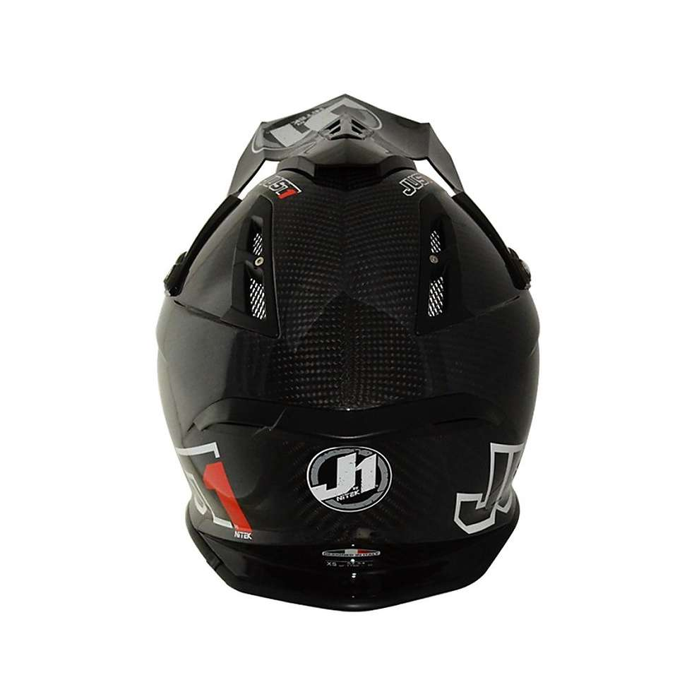 Casco J12 Solid Carbon Just1