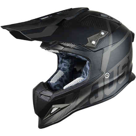 Casco J12 Unit Nero Just1