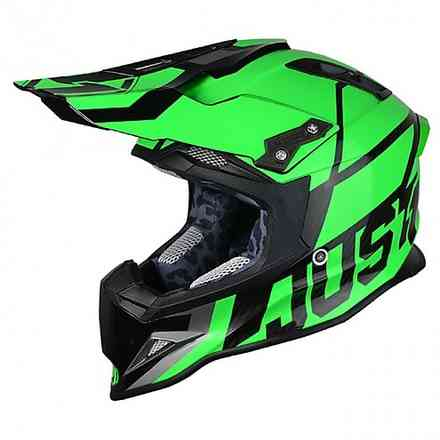 Casco J12 Unit Verde Just1