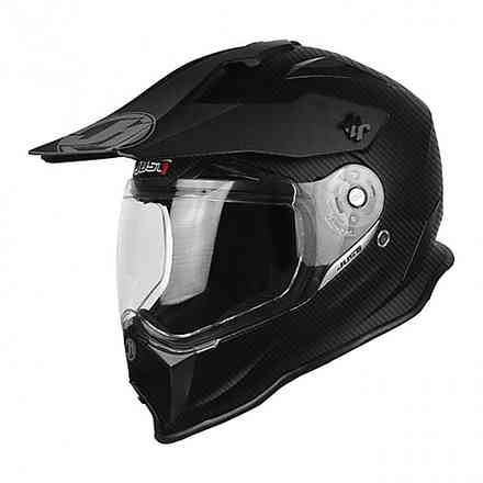 Casco J14 Carbon Nero Just1