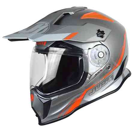 Casco J14 Line Silver Just1