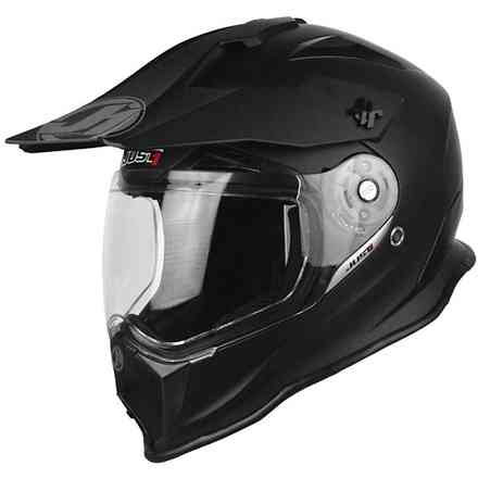 Casco J14 Solid Nero Just1