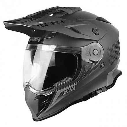 Casco J34 Shape Titanio Just1