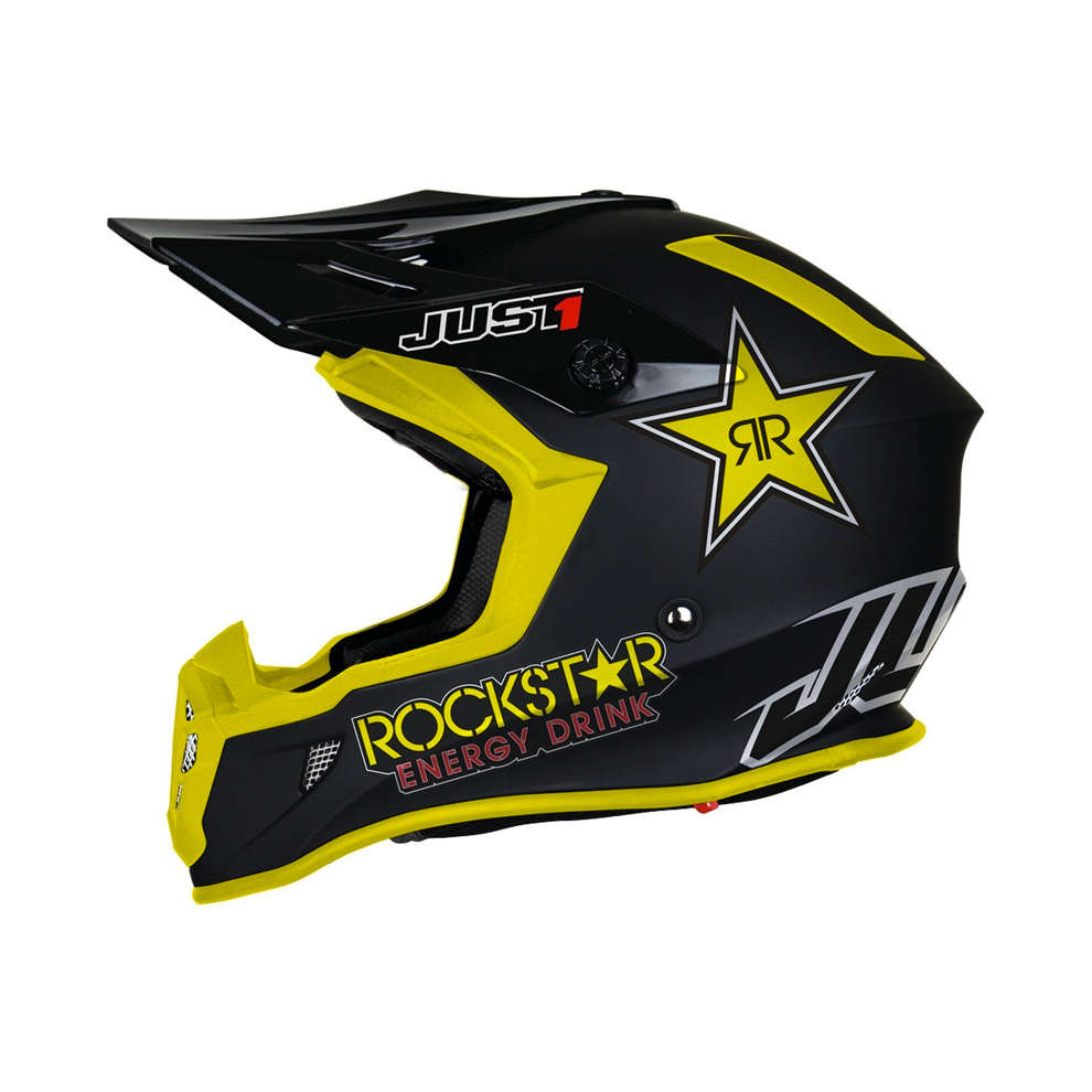 Casco J38 Rockstar Energy Drink Just1