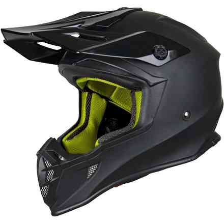 Casco J38 Solid Nero Just1
