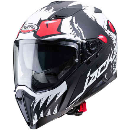 Casco Jackal Darkside  Caberg
