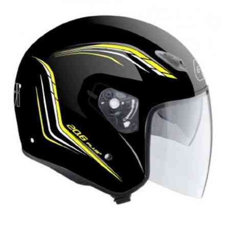 Casco Jet 20.6 Fiber-J2 Plus  Givi