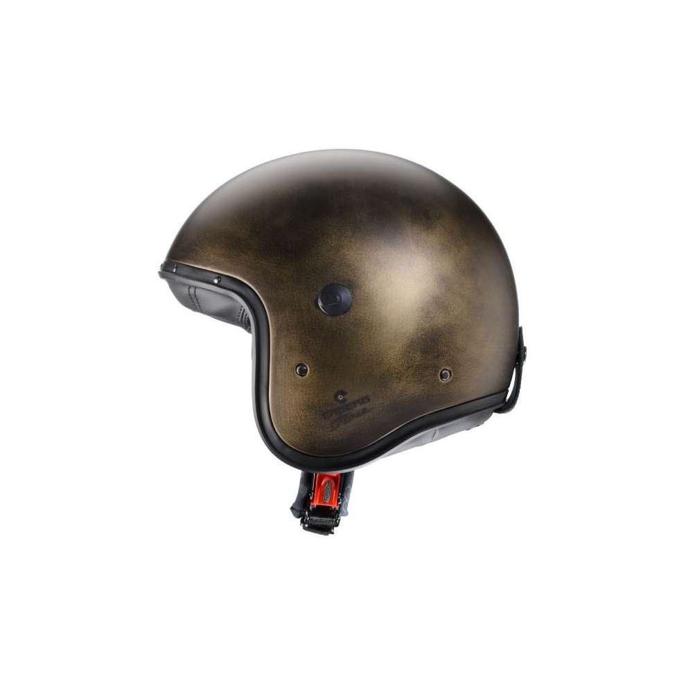 Casco Jet Freeride Bronze Brushed Caberg