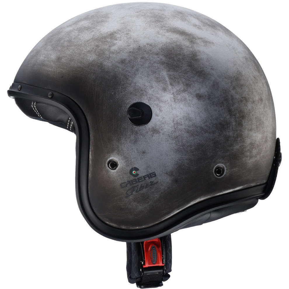 Casco Jet Freeride Iron Caberg