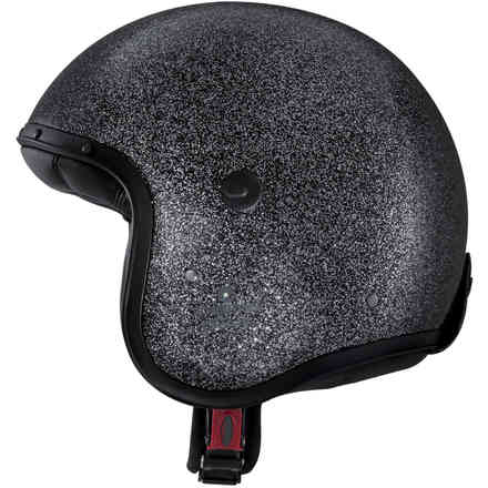 Casco Jet Freeride Metal Flake Caberg