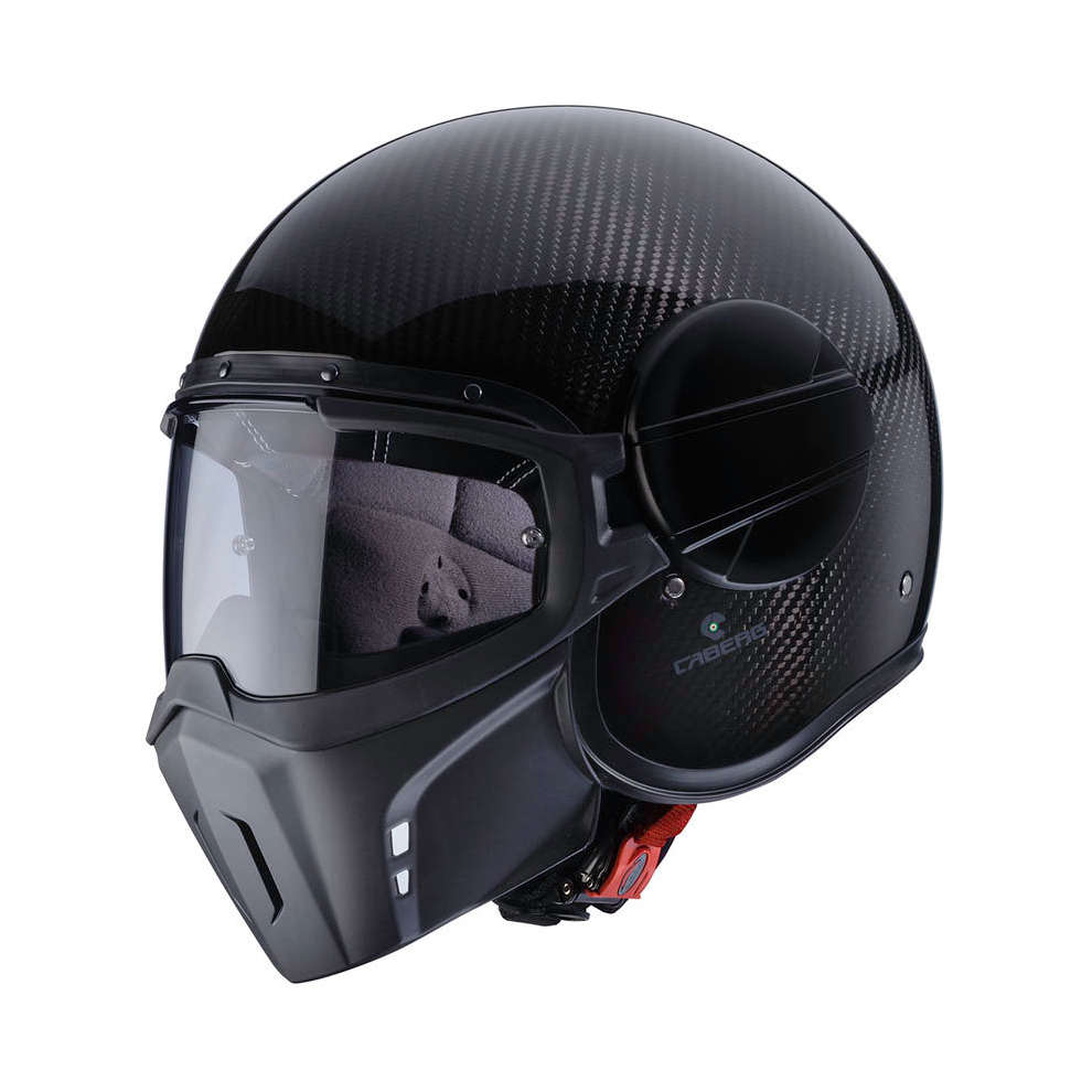 Casco Jet Ghost Carbon Caberg