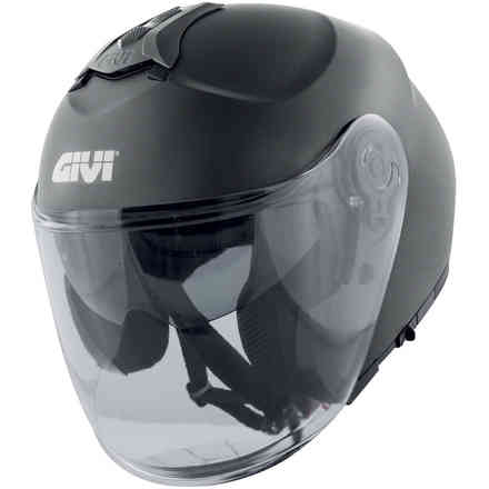 Casco Jet Planet Monocolore Givi