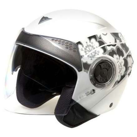 Casco Jet Stream Tourer D-flower Dainese