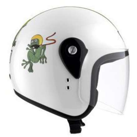 Casco Junior Open Frog Agv