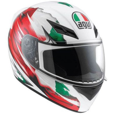 Casco K-3 Italy Flag Agv
