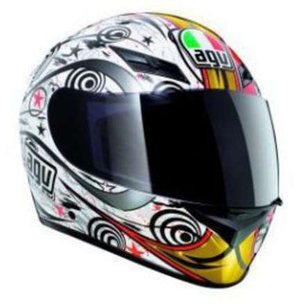 Casco K-3 Multi Asymmetry Agv