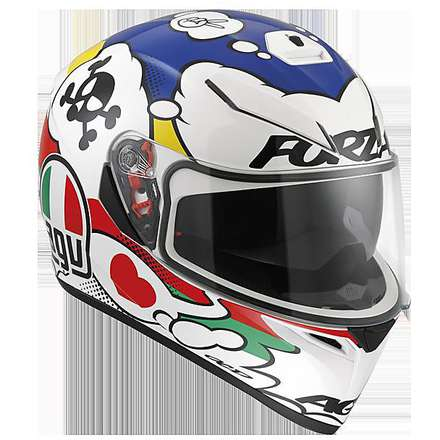 CASCO K-3 SV Comic Agv