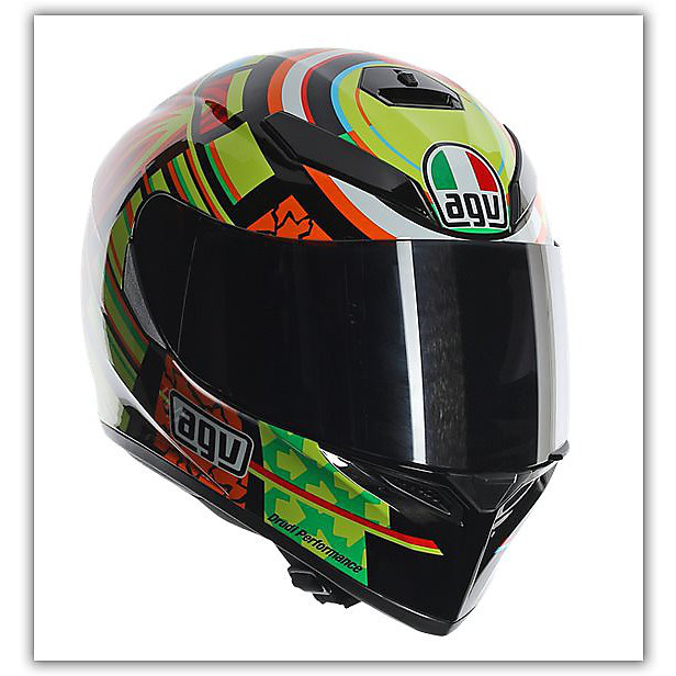 Casco K-3 Sv Elements Agv