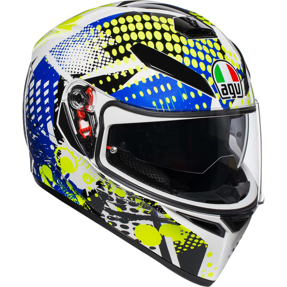 Casco K-3 Sv Multi Pop Agv
