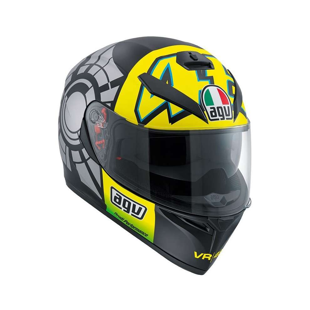 Casco K-3 Sv Winter Test 2012 Agv