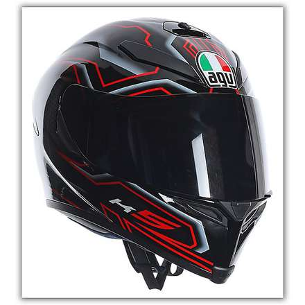 Casco K-5 Deep Agv
