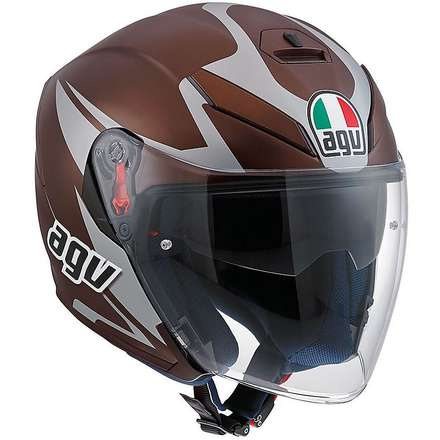 Casco K-5 Jet Multi Threesixty Agv