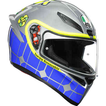 Casco K1 Agv E2205 Top Rossi Mugello  Agv